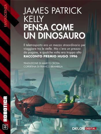 Pensa come un dinosauro (copertina)