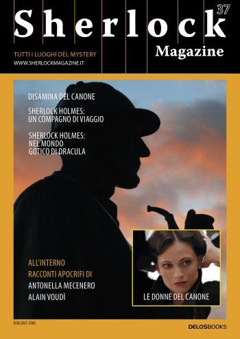 Sherlock Magazine 37 (copertina)