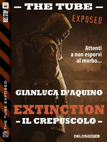 Extinction II - Il crepuscolo (copertina)