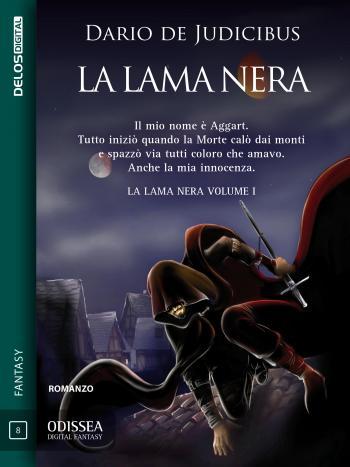 La Lama Nera (copertina)