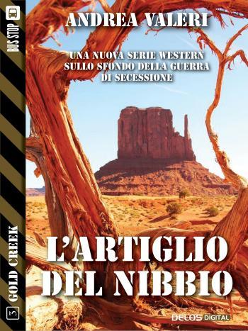 L'artiglio del Nibbio (copertina)