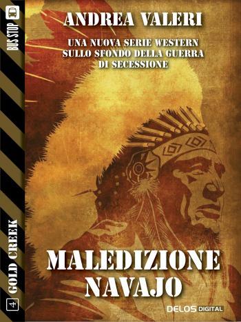 Maledizione Navajo (copertina)