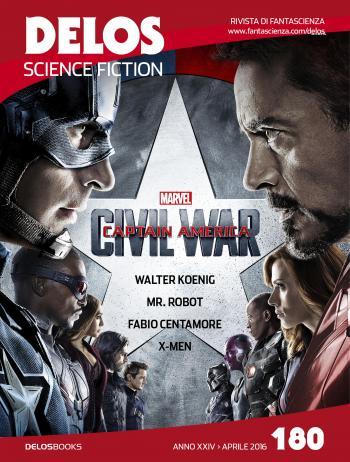 Delos Science Fiction 180 (copertina)