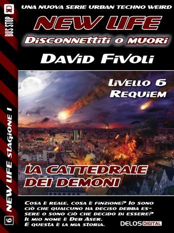 La cattedrale dei demoni  (copertina)