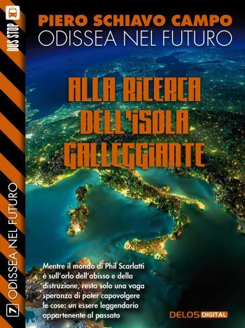 Alla ricerca dell'Isola Galleggiante (copertina)