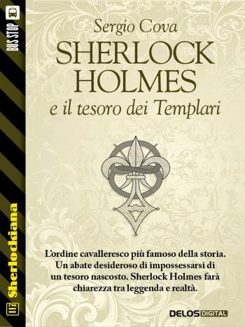 Sherlock Holmes e il tesoro dei Templari (copertina)