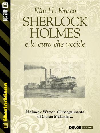 Sherlock Holmes e la cura che uccide  (copertina)