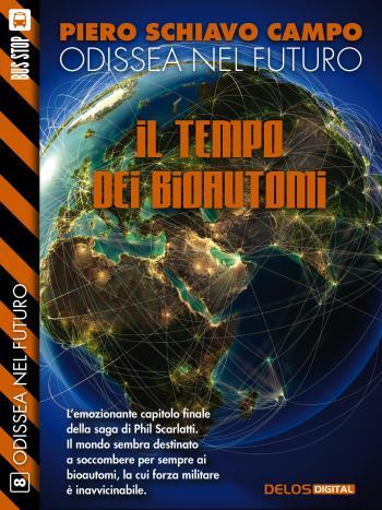 Il tempo dei bioautomi (copertina)