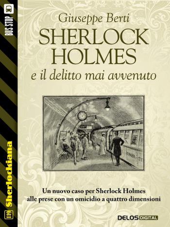 Sherlock Holmes e il delitto mai avvenuto (copertina)