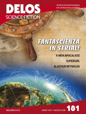 Delos Science Fiction 181 (copertina)