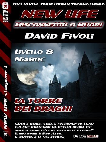 La torre dei draghi  (copertina)