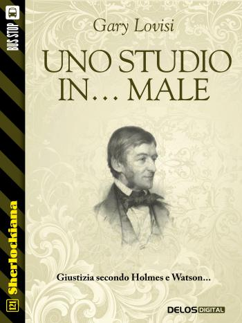 Uno studio in... male