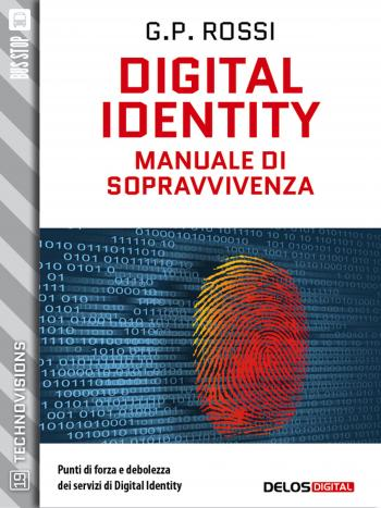 Digital Identity - Manuale di sopravvivenza (copertina)