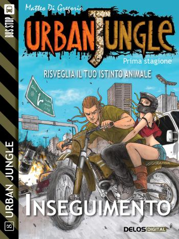 Urban Jungle: Inseguimento (copertina)