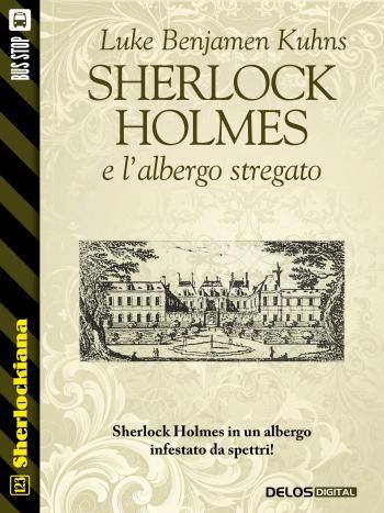 Sherlock Holmes e l'albergo stregato (copertina)