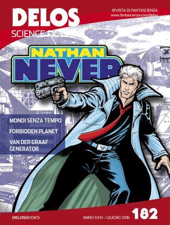 Delos Science Fiction 182 (copertina)