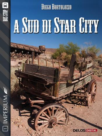 A sud di Star City (copertina)