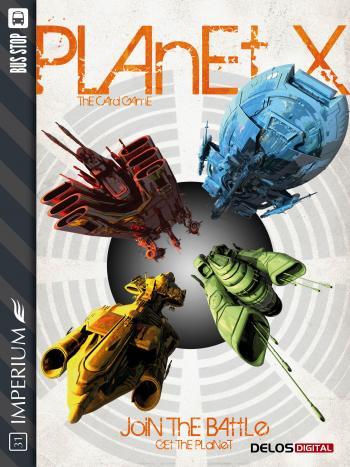 Planet X vol. 1 (copertina)