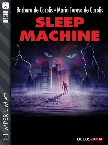 Sleep Machine (copertina)