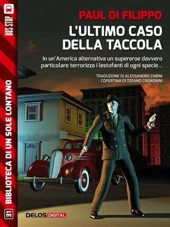 L'ultimo caso della Taccola (copertina)