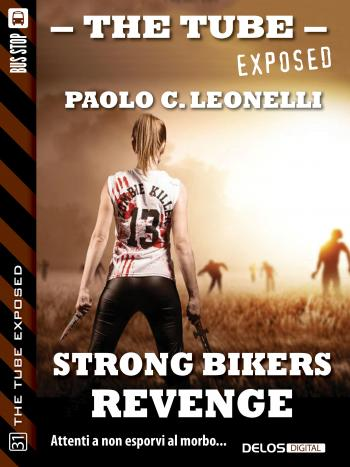 Strong Bikers: Revenge (copertina)