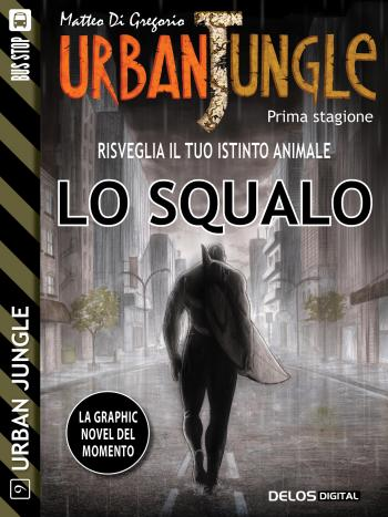 Urban Jungle: Lo squalo (copertina)