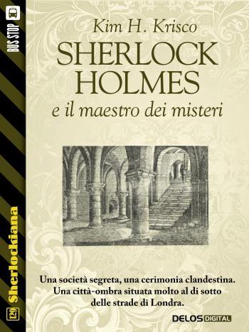 Sherlock Holmes e il maestro dei misteri (copertina)