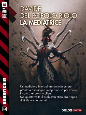 La mediatrice (copertina)