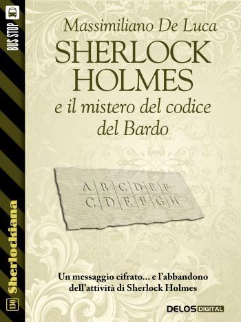 Sherlock Holmes e il mistero del codice del Bardo (copertina)