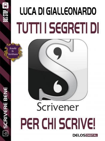 Tutti i segreti di Scrivener per chi scrive (copertina)