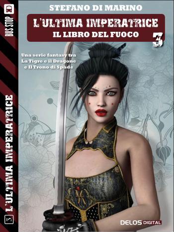 Il libro del fuoco (copertina)