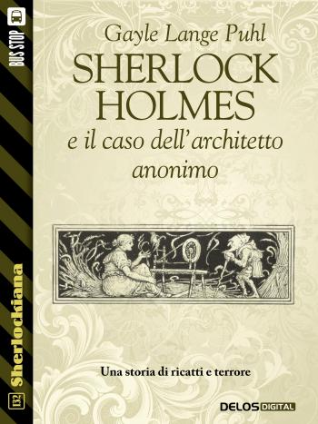 Sherlock Holmes e il caso dell'architetto anonimo (copertina)