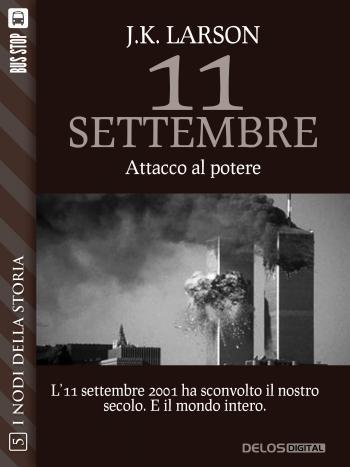 11 settembre - Attacco al potere (copertina)