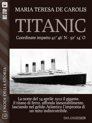 Titanic - coordinate impatto 41° 46' N - 50° 14' O (copertina)
