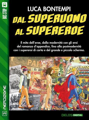Dal superuomo al supereroe (copertina)