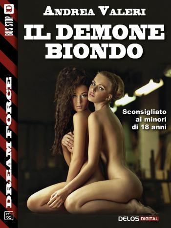 Il demone biondo (copertina)