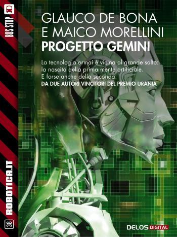 Progetto Gemini (copertina)