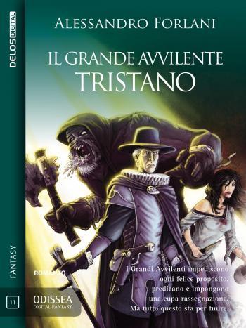 Il Grande Avvilente - Tristano (copertina)