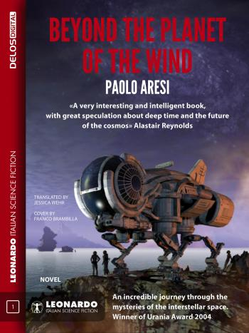 Beyond the Planet of the Wind (copertina)