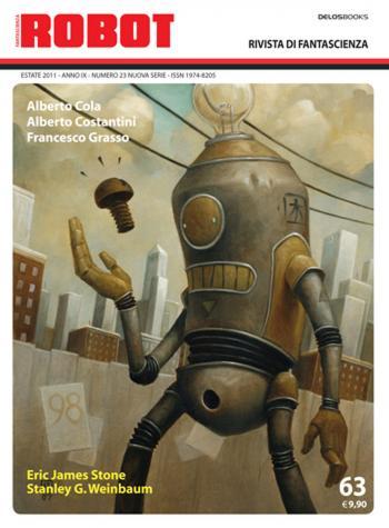 Robot 63 (copertina)