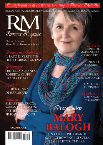 RM Romance Magazine 0 (copertina)