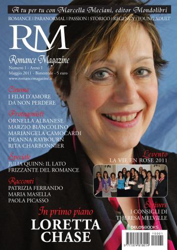 RM Romance Magazine 1 (copertina)