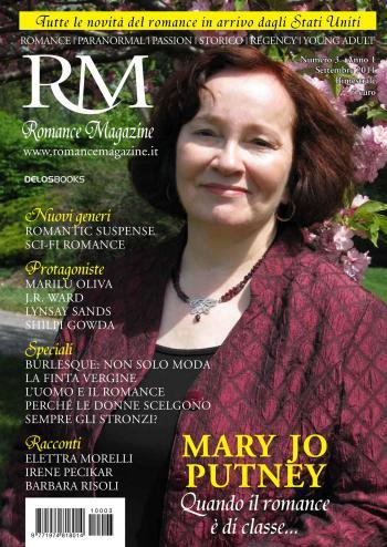 RM Romance Magazine 3 (copertina)