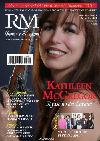 RM Romance Magazine 4 (copertina)