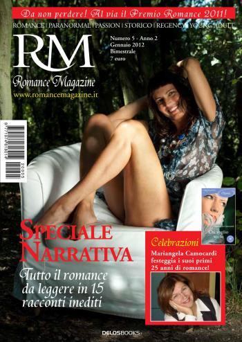 RM Romance Magazine 5 (copertina)