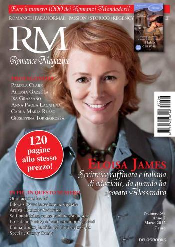 RM Romance Magazine 6/7 (copertina)