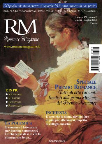 RM Romance Magazine 8/9 (copertina)
