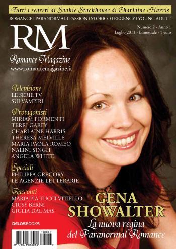 RM Romance Magazine 2 (copertina)
