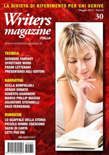 Writers Magazine Italia 30
