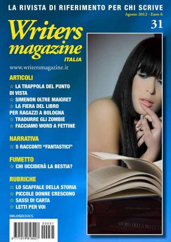 Writers Magazine Italia 31
